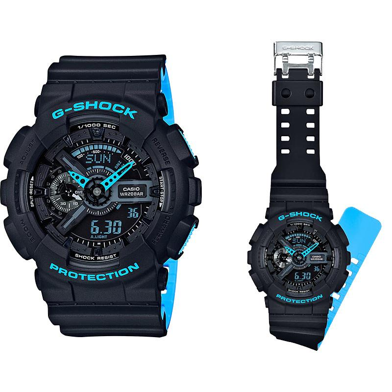 Часы Casio G-Shock GA-110LN-1A В.