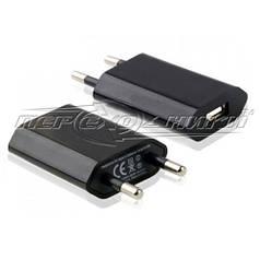Сетевое зарядное устройство USB, 5V 1A (1USB), черный