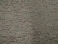 Ткань плащевка на трикотаже Серебристо Серый