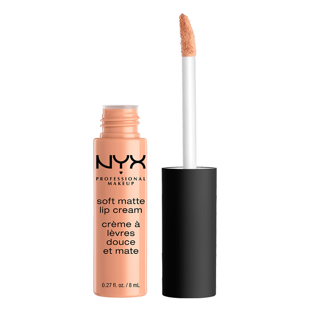 NYX Помада матовая Soft matte lip cream №16 (Cairo) 8 мл