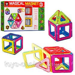Магнитный Конструктор Magical Magnet 20 Деталей Ps