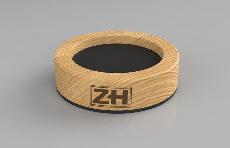 Деревянная подставка ZH  под темпер