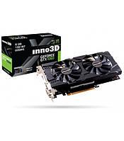 Видеокарта INNO3D GeForce GTX 1060 TWIN X2 6GB (N106F-5SDN-N5GS)