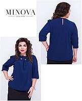 Блузы женские , размер 52, 54, 56. В наличии 3 цвета, фото 1