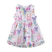 Платье детское летнее для девочки