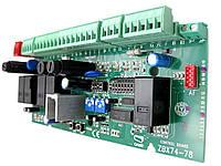 Блок управления CAME ZBX74-78 контроллер автоматики BX для откатных ворот, фото 1