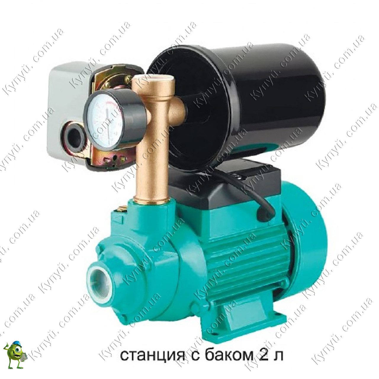 Насосная станция Volks Pumpe WZ 370