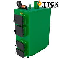 САН ПТ (CAH PT)  котел твердотопливный длительного горения мощностью 13 кВт