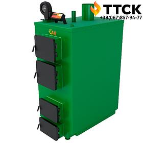 САН ПТ (CAH PT)  дровяной котел длительного горения мощностью 17 кВт