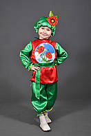 Детский карнавальный костюм Мак для мальчиков и девочек. Дитячий костюм Мак