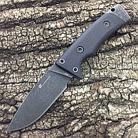 Нож HX OUTDOORS TD-01 (blackwash), фото 1