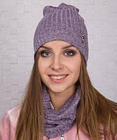 Стильный молодежный женский комплект, фото 1