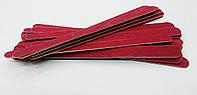 Пилка на деревянной основе 180/180