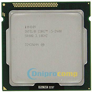 Intel Core i5-2400 3.1 GHz/6M (s1155)