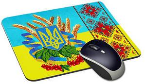 Прямоугольный коврик для мыши с Вашим дизайном (толщина 3 мм)