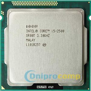 Intel Core i5-2500 3.3 GHz/6M (s1155)