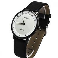 Часы ультратонкие Skmei 1263BWB + Коробочка