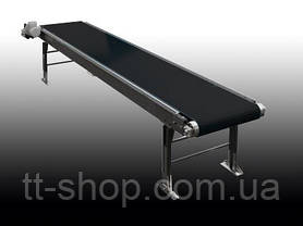 Ленточный конвейер длинной 1 м, ширина ленты 600 мм, фото 3
