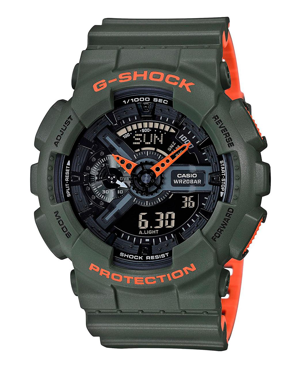 Часы Casio G-Shock GA-110LN-3A В.