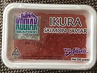 Икра лососевая горбушовая 0.250 грамм