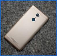 Задняя крышка для Xiaomi Redmi Note 3, золотистая, оригинал