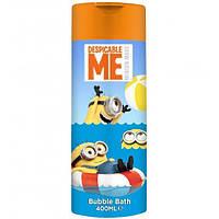 Пена-гель для ванны детский Minion Bubble bath 400 мл.