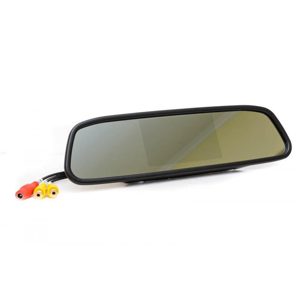 Зеркало - накладка с монитором PHANTOM RM-43