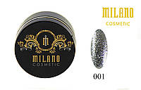 Гель для ногтей Milano Diamond № 01