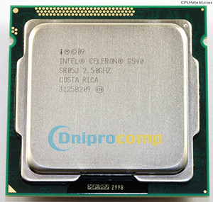 Intel Celeron G540 2.5 GHz/2M (s1155)