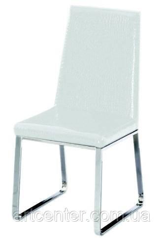 Стул офисный, стул для дома, стул для посетителей (Бэкки белый)
