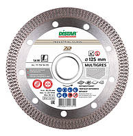 Алмазный отрезной диск Distar Multigres 125x22.2 (11115494010)