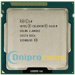Intel Celeron G1610 2.6 GHz/2M (s1155)