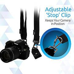Pемень для фотокамеры Camleash-Duo