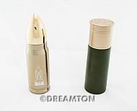 Комплект термосов «Пуля и патрон» для мужчины