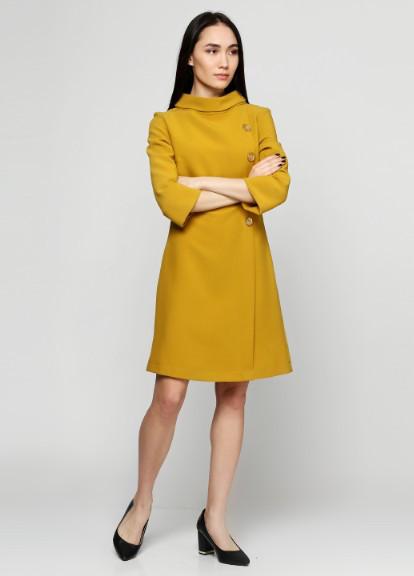 Женское платье с хомутом П190