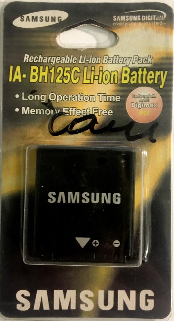 Акумулятор для Samsung  IA-BH125C 1050mAh Li-Ion