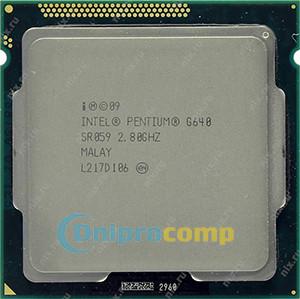Intel Pentium G640 2.8 GHz/3M (s1155)