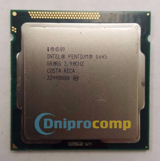 Intel Pentium G645 2.9 GHz/3M (s1155)