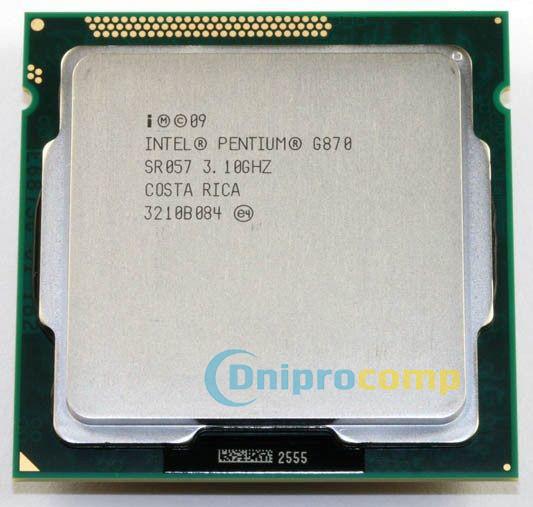 Intel Pentium G870 3.1 GHz/3M (s1155)