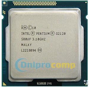 Intel Pentium G2120 3.1 GHz/3M (s1155)