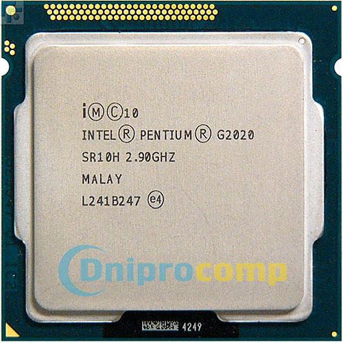 Intel Pentium G2020 2.9 GHz/3M (s1155)