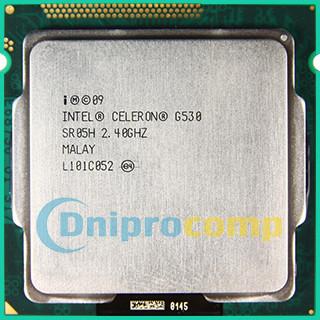 Intel Celeron G530 2.4 GHz/2M (s1155)
