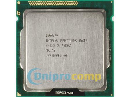 NEW DRIVERS: INTEL PENTIUM CPU G630