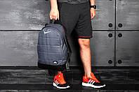 Рюкзак nike air, серый