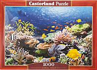 Пазл Коралловый риф, 1000 элементов Castorland С-101511