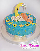 """Детский торт """"Младенец"""" 2 кг"""