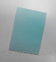 Фетр 3 мм., цвет - бледно-голубой.