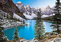 Пазлы Озеро, Канада, 1000 элементов Castorland С-102372