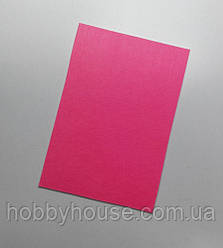 Фетр 3 мм., цвет - ярко-розовый.