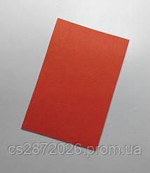 Фетр 3 мм., цвет - оранжевый.